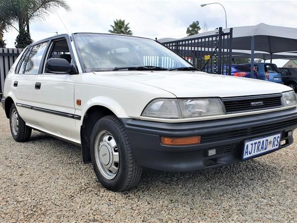 1993 Toyota Conquest 130 Sport  Gauteng Kempton Park_0