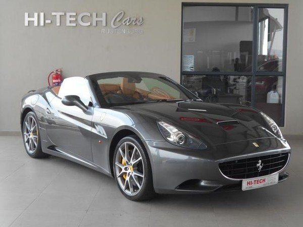 2011 Ferrari California Cabriolet 19000kms North West Province Rustenburg_0