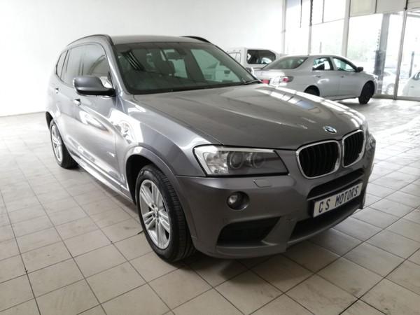 2012 BMW X3 Xdrive20i  At  Gauteng Kempton Park_0