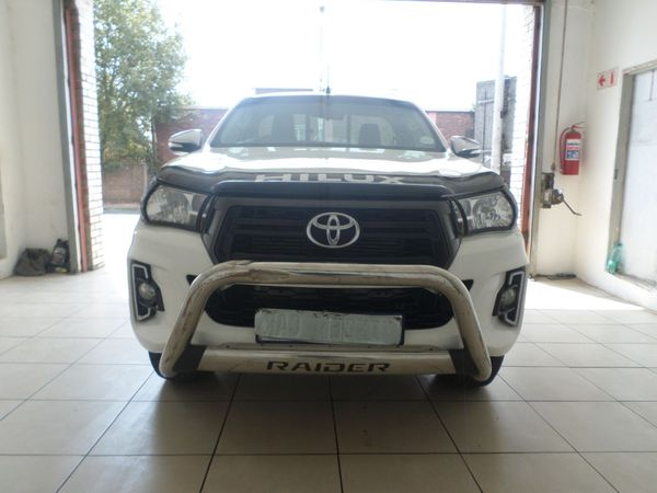2017 Toyota Hilux 2.8 GD-6 RB Raider Single Cab Bakkie Gauteng Johannesburg_0
