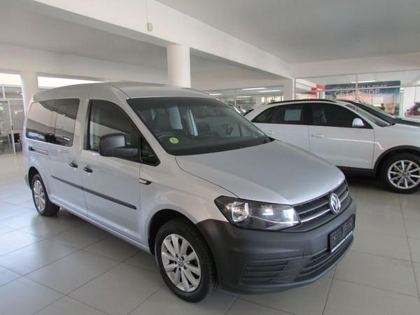 2016 Volkswagen Caddy Maxi 2.0tdi 81kw Trnd Lne  Free State Welkom_0