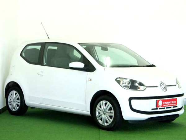 2015 Volkswagen Up Move UP 1.0 3-Door Western Cape Brackenfell_0
