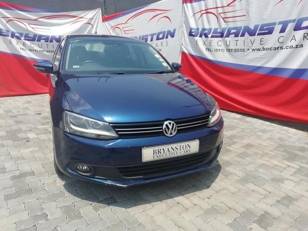2012 Volkswagen Jetta Vi 1.6 Tdi Comfortline  Gauteng Bryanston_0