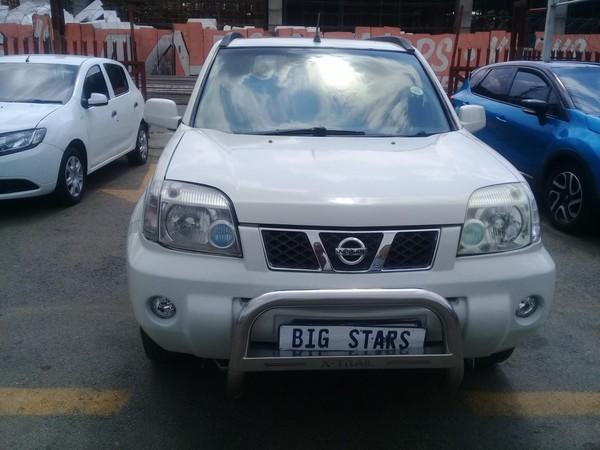 2009 Nissan X-Trail 2.0 4x2 r60  Gauteng Johannesburg_0