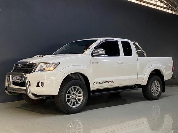 2016 Toyota Hilux 3.0D-4D LEGEND 45 XTRA CAB PU Gauteng Vereeniging_0