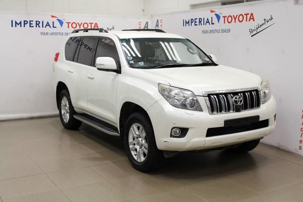 2012 Toyota Prado Vx 3.0 Tdi At  Gauteng Johannesburg_0