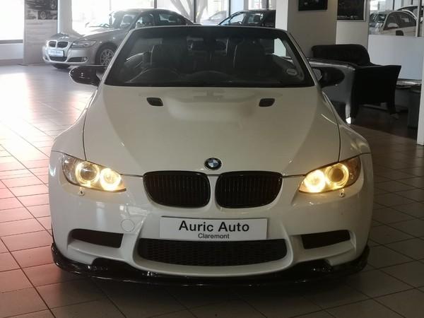 2010 BMW M3 Convert M Dynamic M-dct  Western Cape Cape Town_0