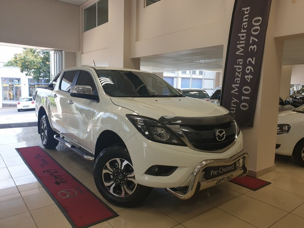 2020 Mazda BT-50 2.2 TDi SLE Double Cab Bakkie Gauteng Midrand_0