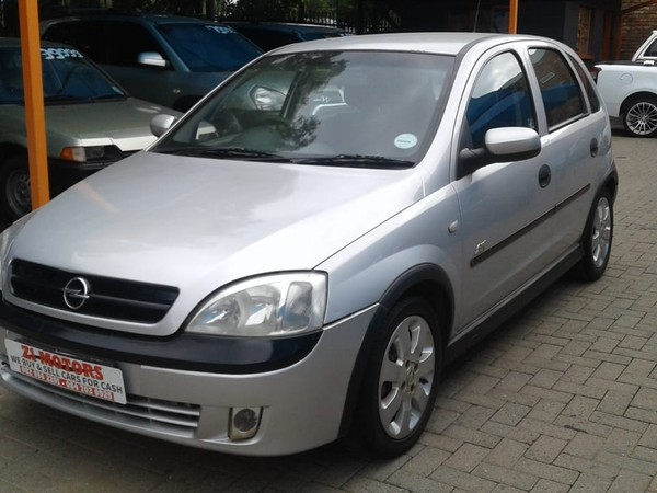 2006 Opel Corsa 1.6 Sport  North West Province Brits_0