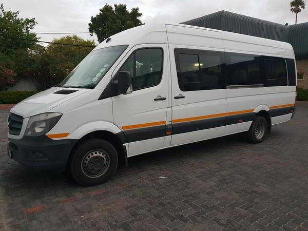 2014 Mercedes-Benz Sprinter 22-SEATER MERCEDES-BENZ Western Cape Worcester_0