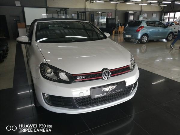 2013 Volkswagen Golf VI GTI 2.0 TSI DSG Cabrio Western Cape Parow_0