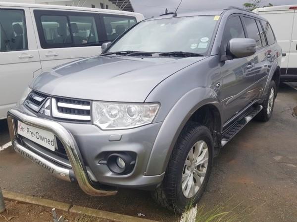 2014 Mitsubishi Pajero Sport 2.5D 4X2 Auto Kwazulu Natal Umhlanga Rocks_0