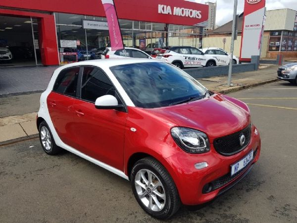 2017 Smart Forfour Passion Kwazulu Natal Pietermaritzburg_0