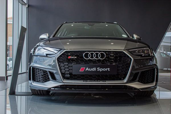 2020 Audi Rs4 Avant Gauteng Johannesburg_0