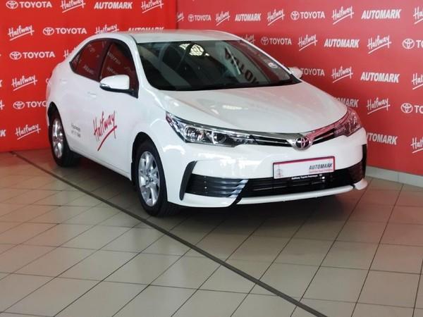 2020 Toyota Corolla 1.6 Prestige Gauteng Sandton_0