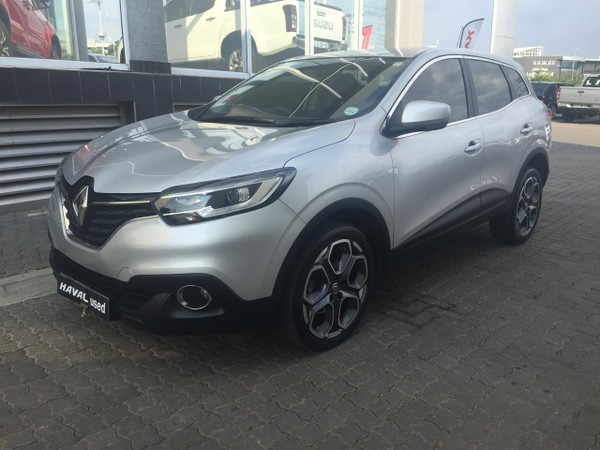 2018 Renault Kadjar 1.2T Expression Gauteng Four Ways_0
