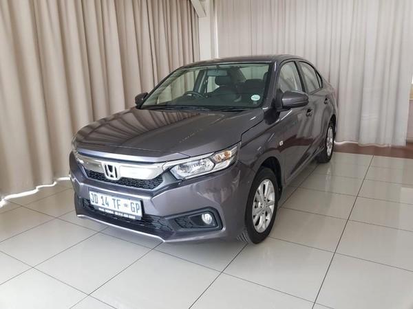 2019 Honda Amaze 1.2 Comfort Gauteng Vereeniging_0