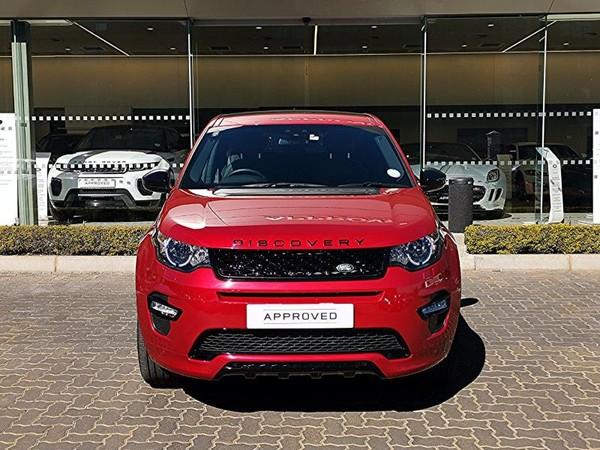 2020 Land Rover Discovery Sport SPORT 2.0i4 D SE Gauteng Bedfordview_0