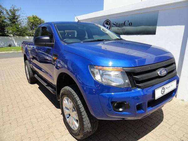 2012 Ford Ranger 3.2tdci Xls 4x4 At Pu Supcab  Mpumalanga Secunda_0
