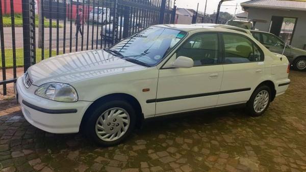 1999 Honda Ballade 150i Encore  Gauteng Springs_0