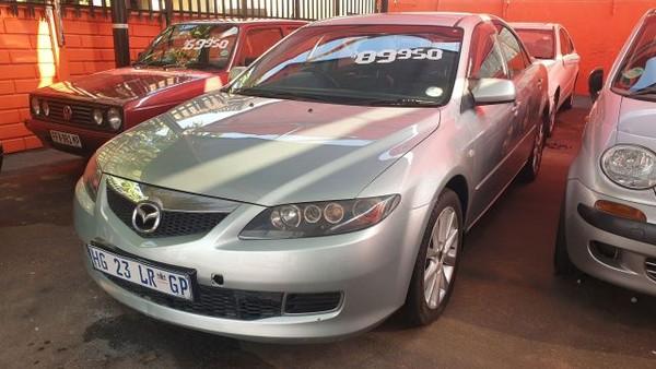 2007 Mazda 6 2.0 Active  Gauteng Springs_0