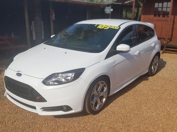2014 Ford Focus 2.0 Gtdi St1 5dr  Gauteng Magalieskruin_0