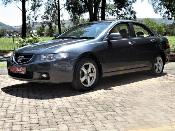 2004 Honda Accord Executive At  Gauteng Pretoria_0