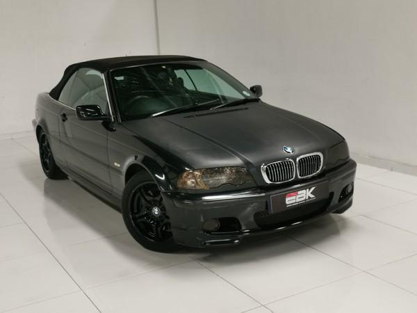 2001 BMW 3 Series 330i Ci Convert e46fl  Gauteng Rosettenville_0