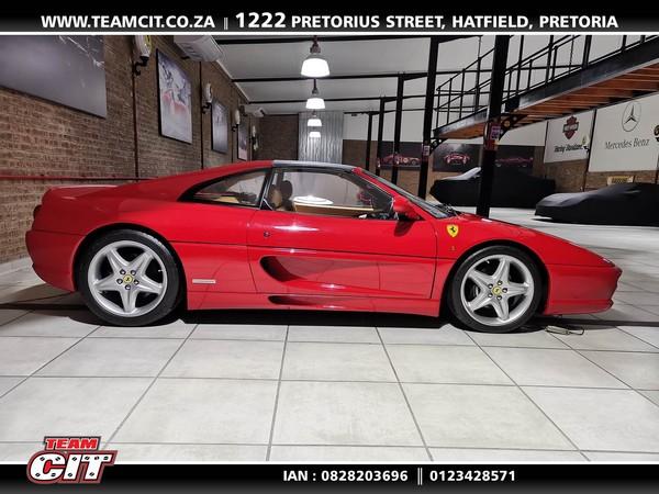 1999 Ferrari F355 Berlinetta  F1  Gauteng Pretoria_0