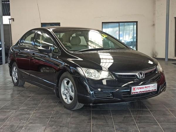 2007 Honda Civic 1.8i-vtec Vxi 5dr At  Gauteng Vereeniging_0