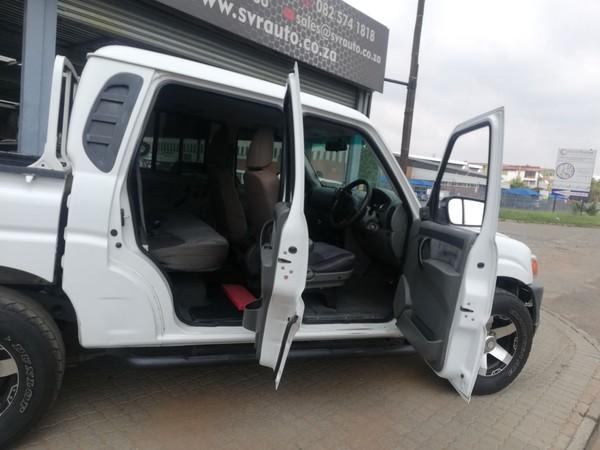 2012 Mahindra Scorpio 2.2 CRDe mHAWK Double cab bakkie Gauteng Boksburg_0