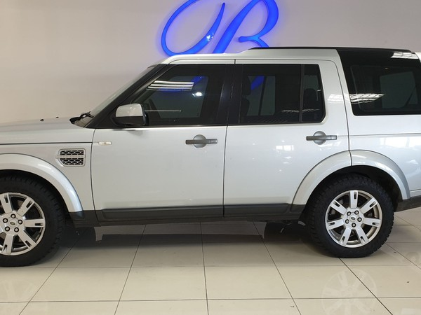 2009 Land Rover Discovery 4 3.0 Tdv6 Se  Western Cape Cape Town_0