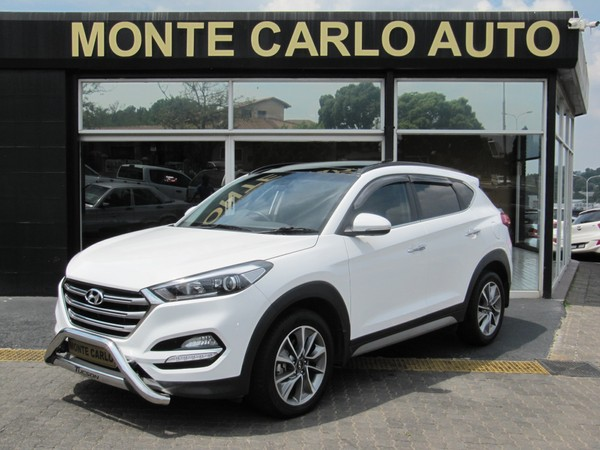 2018 Hyundai Tucson 2.0 CRDi ELITE AT Gauteng Sandton_0