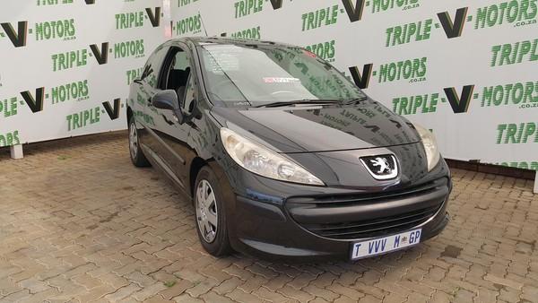 2007 Peugeot 207 1.4 Xr  Gauteng Pretoria_0