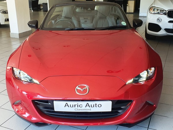 2015 Mazda MX-5 2.0 Roadster Coupe Western Cape Claremont_0