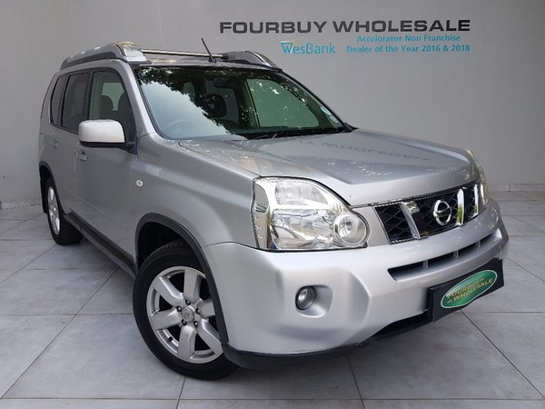 2010 Nissan X-Trail 2.0d Le 4x4 At r77  Gauteng Four Ways_0