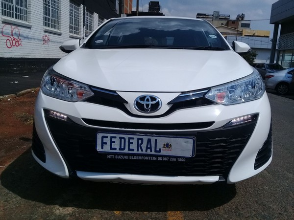 2019 Toyota Yaris 1.5 Pulse 5-Door Hybrid Gauteng Johannesburg_0