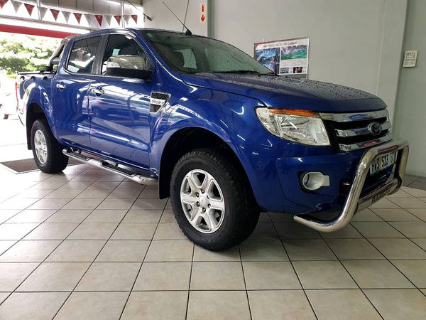 2015 Ford Ranger 3.2tdci Xlt At  Pu Dc  Free State Bethlehem_0