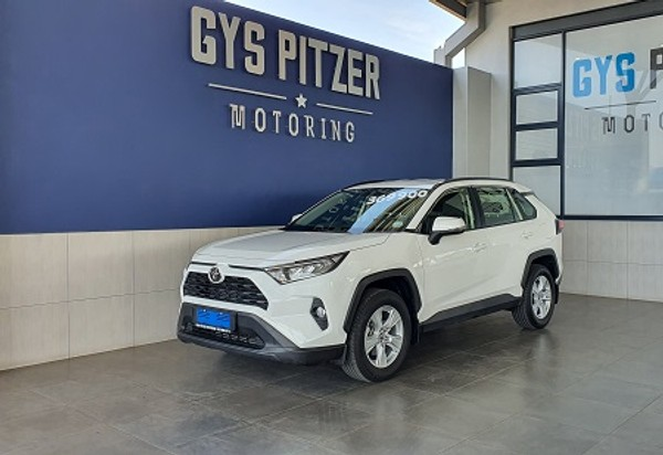 2019 Toyota Rav 4 2.0 GX Auto Gauteng Pretoria_0