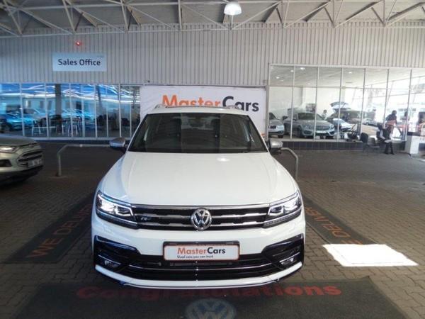 2020 Volkswagen Tiguan AllSpace 1.4 TSI CLINE DSG 110KW Gauteng Pretoria_0