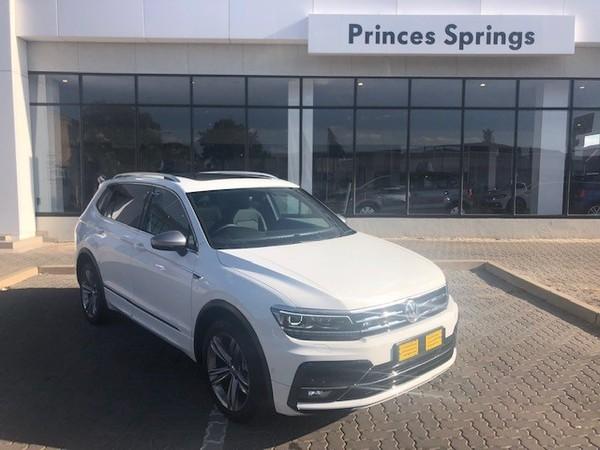 2020 Volkswagen Tiguan AllSpace 1.4 TSI CLINE DSG 110KW Gauteng Springs_0