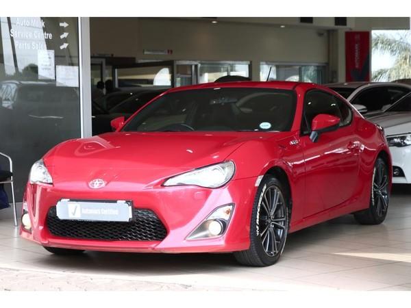 2013 Toyota 86 2.0 High At  Gauteng Johannesburg_0