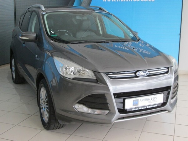 2013 Ford Kuga 2.0 TDCI Trend AWD Powershift Western Cape Somerset West_0