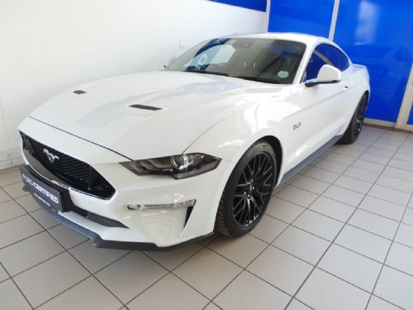 2019 Ford Mustang 5.0 GT Auto Gauteng Pretoria_0