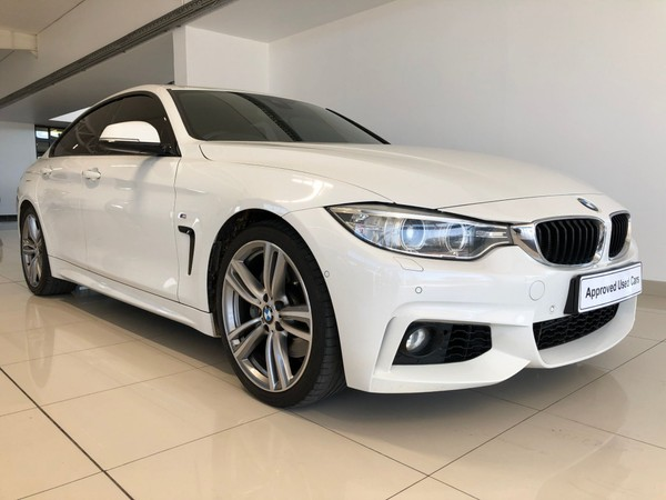 2015 BMW 4 Series 435i Gran Coupe M Sport Auto Western Cape Somerset West_0