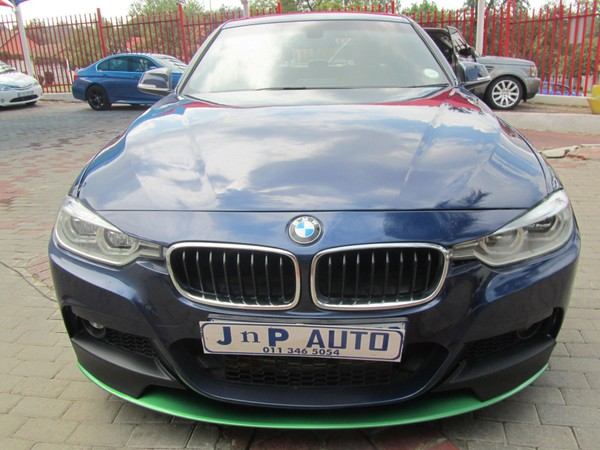 2017 BMW 3 Series 320i M Sport Line At f30  Gauteng Bramley_0