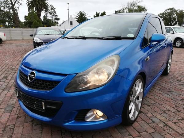 2008 Opel Corsa 1.6 Opc  Eastern Cape Port Elizabeth_0