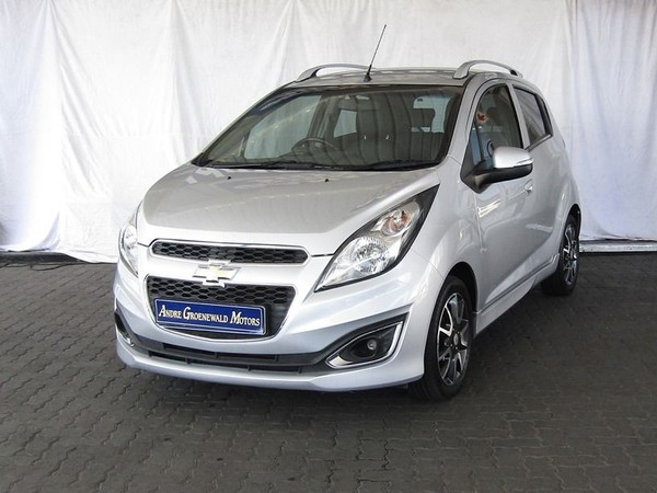 2014 Chevrolet Spark 1.2 LT 5DR Western Cape Goodwood_0