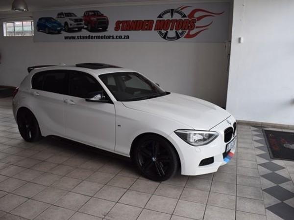 2015 BMW 1 Series 118i M Sport 5-Door Auto Gauteng Nigel_0