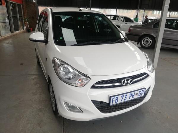 2016 Hyundai i10 1.1 Gls  Gauteng Boksburg_0
